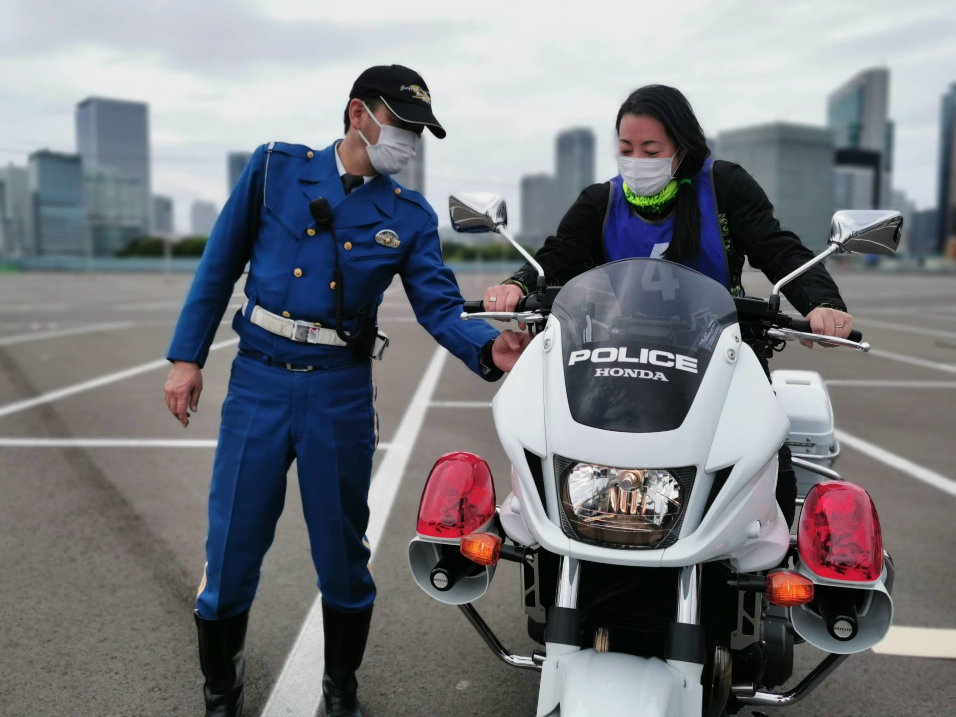 バイク女子部 通信